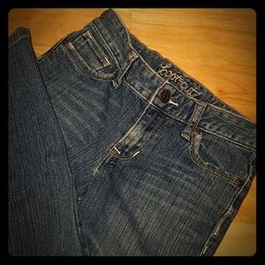 Old Navy bootcut girls jeans